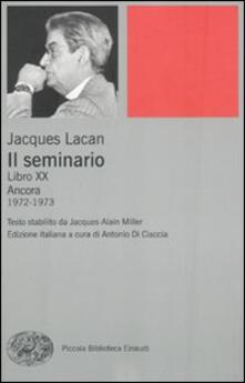 Il seminario. Libro XX. Ancora 1972-1973.pdf