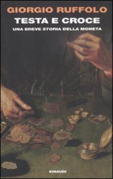 Antondemarirreguera.es Testa e croce. Una breve storia della moneta Image