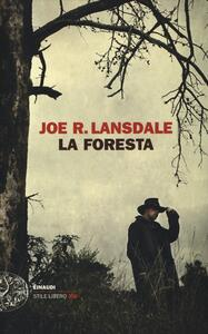 La foresta - Joe R. Lansdale - copertina