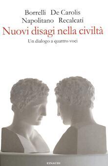 Nuovi disagi nella civiltà. Un dialogo a quattro voci.pdf