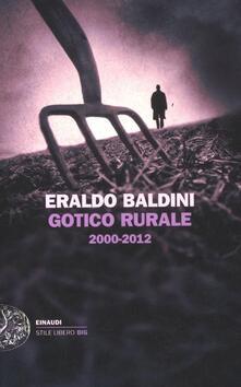 Gotico rurale 2000-2012