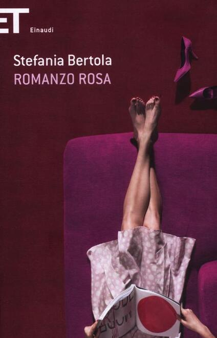 Romanzo rosa - Stefania Bertola - copertina