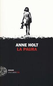 Libro La paura Anne Holt