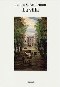 La villa - James S. Ackerman - copertina