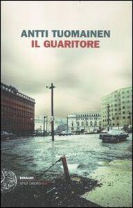 Foto Cover di Il guaritore, Libro di Antti Tuomainen, edito da Einaudi