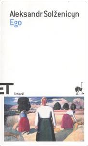 Libro Ego Aleksandr Solzenicyn