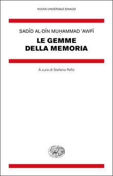Le gemme della memoria - Muhammad Awfi - copertina