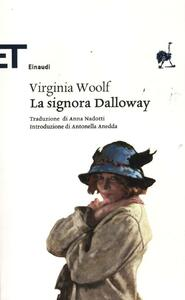 La signora Dalloway - Virginia Woolf - copertina