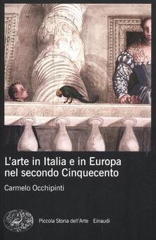 Ipabsantonioabatetrino.it L' arte in Italia e in Europa nel secondo Cinquecento Image