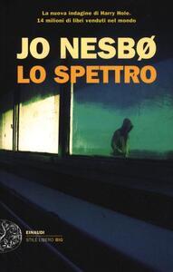 Lo spettro - Jo Nesbø - copertina