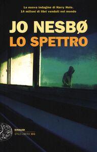 Libro Lo spettro Jo Nesbø