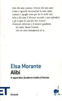 Alibi - Morante Elsa - wuz.it