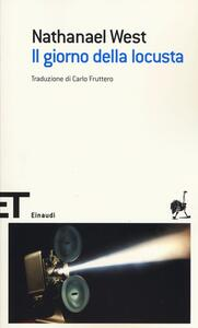 Il giorno della locusta - Nathanael West - copertina