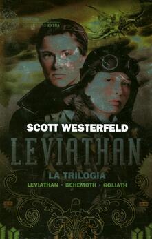 Filippodegasperi.it Leviathan. La trilogia: Leviathan-Behemoth-Goliath Image