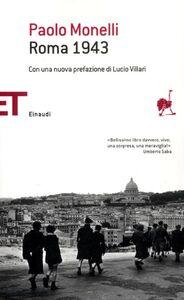 Foto Cover di Roma 1943, Libro di Paolo Monelli, edito da Einaudi