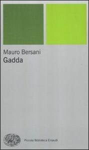 Libro Gadda Mauro Bersani