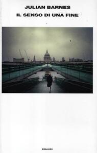 Il senso di una fine - Julian Barnes - copertina