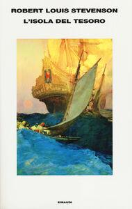 Libro L' isola del tesoro Robert L. Stevenson