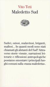 Libro Maledetto Sud Vito Teti