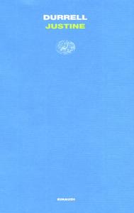 Libro Justine Lawrence Durrell