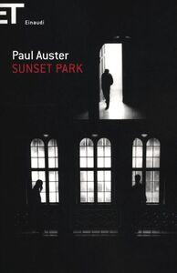 Foto Cover di Sunset park, Libro di Paul Auster, edito da Einaudi