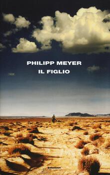 Il figlio - Philipp Meyer - copertina