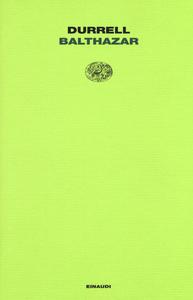 Libro Balthazar Lawrence Durrell