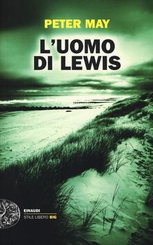 L' uomo di Lewis - Peter May - copertina