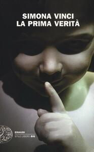 La prima verità - Simona Vinci - copertina