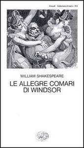 Libro Le allegre comari di Windsor William Shakespeare