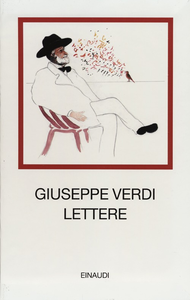 Libro Lettere Giuseppe Verdi