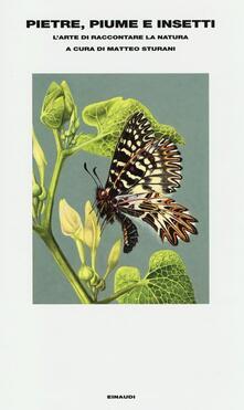 Fondazionesergioperlamusica.it Pietre, piume e insetti. L'arte di raccontare la natura Image