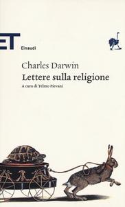Libro Lettere sulla religione Charles Darwin