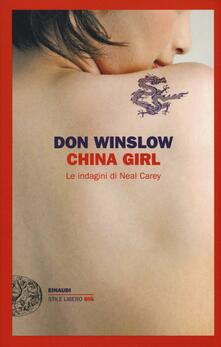 Nordestcaffeisola.it China girl. Le indagini di Neal Carey Image