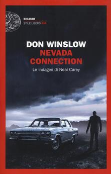 Nevada connection. Le indagini di Neal Carey - Don Winslow - copertina