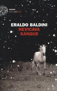 Nevicava sangue - Eraldo Baldini - copertina