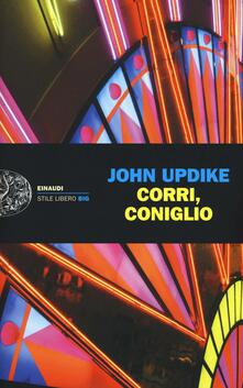 Corri, coniglio - John Updike - copertina