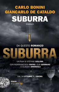 Libro Suburra Carlo Bonini , Giancarlo De Cataldo