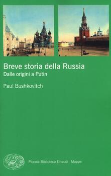 Voluntariadobaleares2014.es Breve storia della Russia. Dalle origini a Putin Image