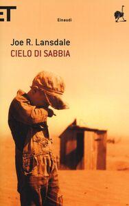 Libro Cielo di sabbia Joe R. Lansdale