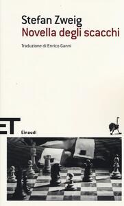 Novella degli scacchi - Stefan Zweig - copertina
