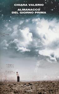 Almanacco del giorno prima - Chiara Valerio - copertina