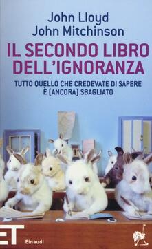 Antondemarirreguera.es Il secondo libro dell'ignoranza. Tutto quello che credevate di sapere è (ancora) sbagliato Image