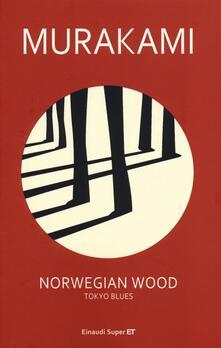 Norwegian wood. Tokyo blues - Haruki Murakami - copertina