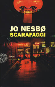 Scarafaggi - Jo Nesbø - copertina