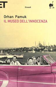 Il museo dell'innocenza - Orhan Pamuk - copertina