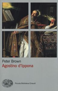 Libro Agostino d'Ippona Peter Brown