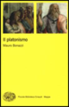 Il platonismo - Mauro Bonazzi - copertina