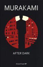Libro After dark Haruki Murakami