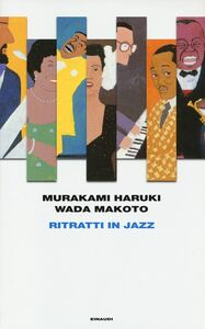 Libro Ritratti in jazz Haruki Murakami , Wada Makoto